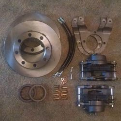 Dually Drw Disc Brake Conversion Kits Lugnut4x4