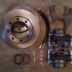 Ford Sterling Disc Brake Conversion Kit