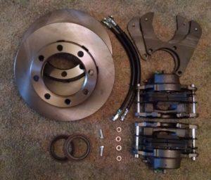 Ford Sterling Disc Brake Conversion Kit