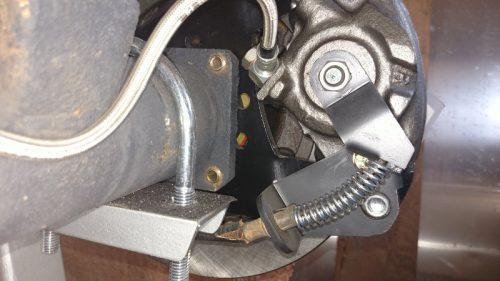 E-Brake Caliper Kit