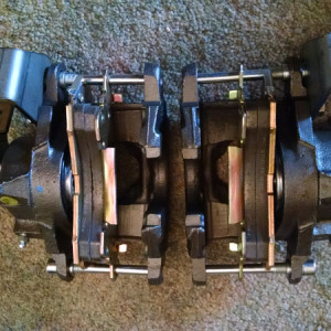 Emergency Brake Kit