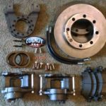 Newer 14 Bolt Full Float Disc Brake Conversion Kit
