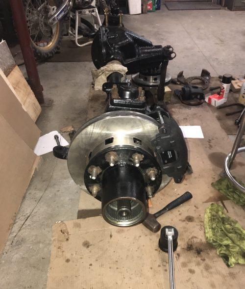 Chevy 60 kit 2