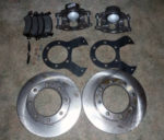 Chevy Dana 60 Disc Brake Kit