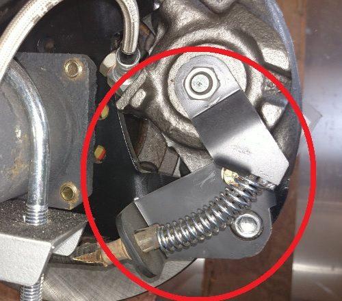 Disc Break Hardware