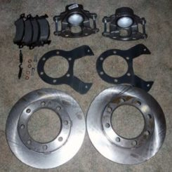Dana 80 Disc Brake Kits
