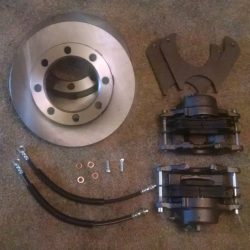 Dual Rear Wheel Brake Kits