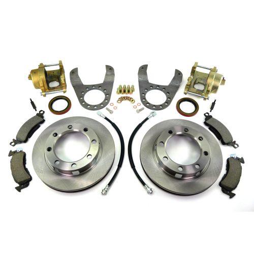 14 bolt disc brake conversion kit