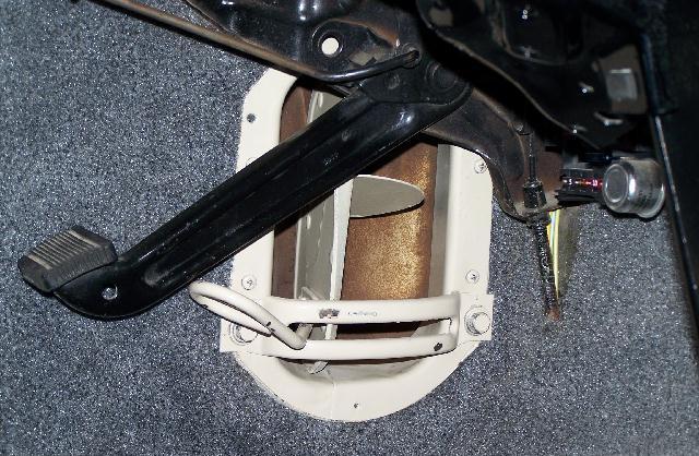 Park pedal