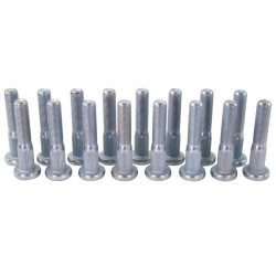 Group of 16 OEM 14 bolt studs